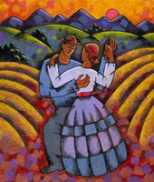 Harvest Waltz Fine Art Print