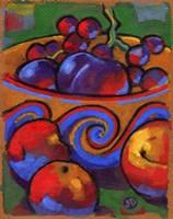 Fruitbowl Fine Art Print
