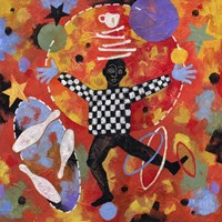 Juggler Fine Art Print