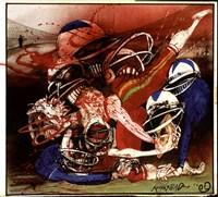 Killer Sport Fine Art Print