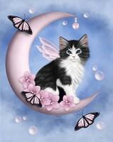 Midday Moon Pearls Fine Art Print