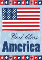 God Bless America Fine Art Print