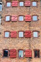 Copenhagen Exterior of Hotel 71 Nyhavn Fine Art Print