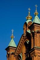 Uspenski Cathedrali, Finland Fine Art Print
