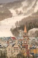 Mont Tremblant Ski Village Fine Art Print