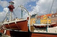 Nyhavn, Copenhagen Fine Art Print