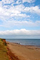 Beach at Cape Orby Fine Art Print