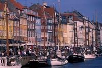 Waterfront, Denmark Fine Art Print