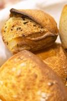 Corsica Style Bread, France Fine Art Print