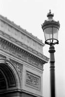 Arc de Triomphe Fine Art Print