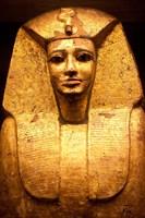 Pharaoh Coffin, France Fine Art Print