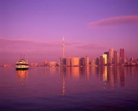 Toronto Skyline, Canada Fine Art Print