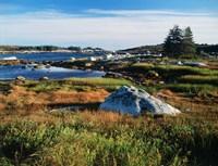 Nova Scotia Coastline Fine Art Print