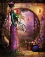 Asian Inspiration Fine Art Print