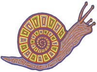 Snail Fine Art Print
