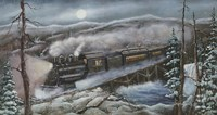Wabash Train Fine Art Print