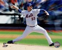 Matt Harvey Motion Blast Fine Art Print