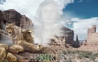 Spiritress Fine Art Print