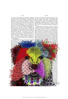 Yorkshire Terrier - Patchwork Framed Print