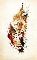 El Guepardo Fine Art Print