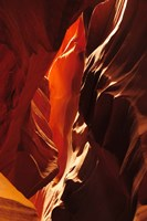 Slot Canyon, Upper Antelope Canyon, Arizona Fine Art Print