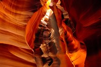 Slot Canyon, Upper Antelope Canyon, Page, Arizona Fine Art Print