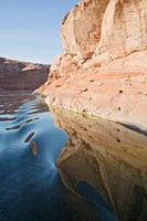 Glen Canyon, Lake Powell, Antelope Canyon Fine Art Print