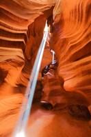 Antelope Canyon, Navajo Tribal Park II Fine Art Print
