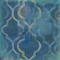 Quatrefoil IV Framed Print