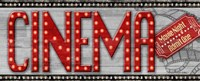 Movie Marquee Panel I (Cinema) Fine Art Print