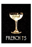 Vintage French 75 Fine Art Print