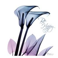 Calla Lily Purp I Fine Art Print