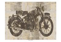Bike 15 Fine Art Print