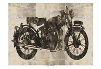 Bike 8 Fine Art Print