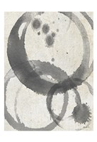 Coffee Stain 2 Fine Art Print