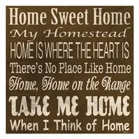 Home Sweet Home 2 Fine Art Print