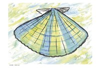 Underwater Shell 3 Fine Art Print