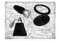 Primped Rome Fine Art Print