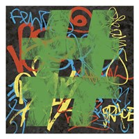 Graffiti Fine Art Print