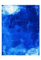 Bright Blue Fine Art Print