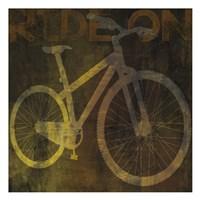 Bikes Rust 02 Fine Art Print