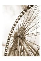 Wonder Wheel 23 Fine Art Print