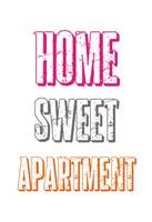 Sweet Apartment Fine Art Print