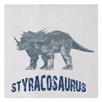 Styracosaurus Dino Fine Art Print