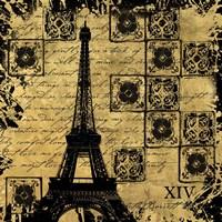 B&G Tour Eiffel Fine Art Print