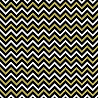 Small Bling Chevron Fine Art Print