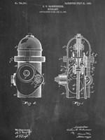 Fire Hydrant Fine Art Print