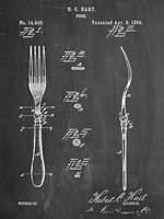 Fork Fine Art Print