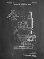 Microscope Fine Art Print