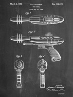 Ray Gun Fine Art Print